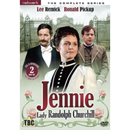 Produktbilde for Jennie - Lady Randolph Churchill: The Complete Series (UK-import) (DVD)