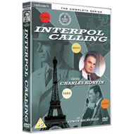 Produktbilde for Interpol Calling: The Complete Series (UK-import) (DVD)