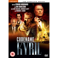 Produktbilde for Codename Kyril: The Complete Series (UK-import) (DVD)