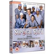 Produktbilde for Surgical Spirit: The Complete Series (UK-import) (DVD)