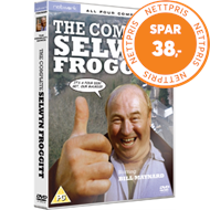 Oh No, It's Selwyn Froggitt/Selwyn: The Complete Series (UK-import) (DVD)