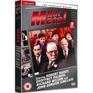 Hot Metal: The Complete Series (UK-import) (DVD)
