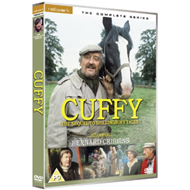 Produktbilde for Cuffy: The Complete Series (UK-import) (DVD)