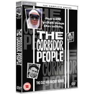 Produktbilde for The Corridor People: The Complete Series (UK-import) (DVD)