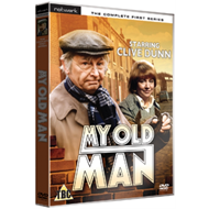 Produktbilde for My Old Man: Complete Series 1 (UK-import) (DVD)