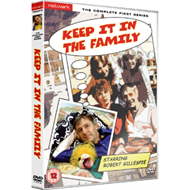 Produktbilde for Keep It In The Family: Complete Series 1 (UK-import) (DVD)