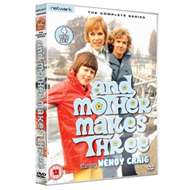 And Mother Makes Three: The Complete Series (UK-import) (DVD)