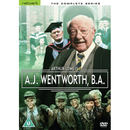 A.J. Wentworth, BA: The Complete Series (UK-import) (DVD)