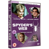 Spyder's Web: The Complete Series (UK-import) (DVD)