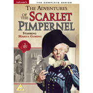 Produktbilde for Adventures Of The Scarlet Pimpernel: The Complete Series (UK-import) (DVD)