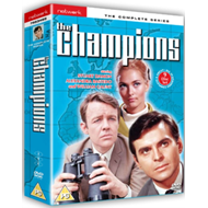 Produktbilde for The Champions: The Complete Series (UK-import) (DVD)