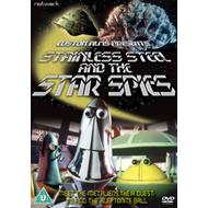 Produktbilde for Stainless Steel And The Star Spies (UK-import) (DVD)