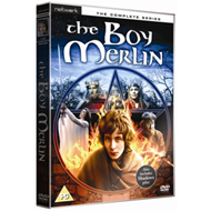 Boy Merlin: The Complete Series (UK-import) (DVD)