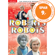 Robert's Robots: The Complete Second Series (UK-import) (DVD)
