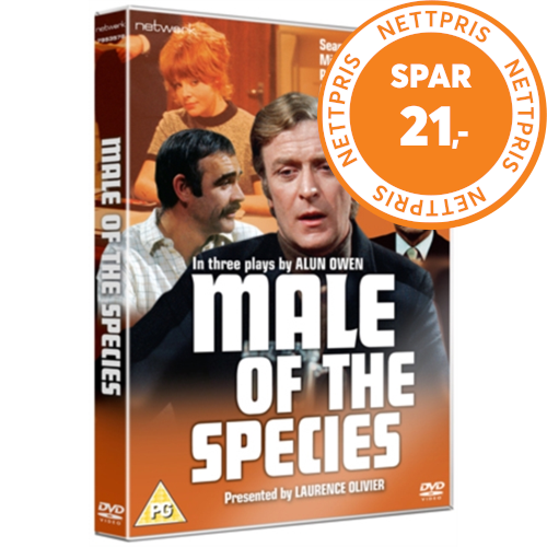 The Male of the Species - Three Plays By Alun Owen (UK-import) (DVD)