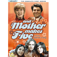 And Mother Makes Five: The Complete First Series (UK-import) (DVD)
