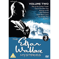 Edgar Wallace Mysteries: Volume 2 (UK-import) (DVD)