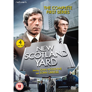 New Scotland Yard: The Complete First Series (UK-import) (DVD)