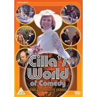 Produktbilde for Cilla's World Of Comedy: The Complete Series (UK-import) (DVD)