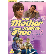 And Mother Makes Five: The Complete Second Series (UK-import) (DVD)
