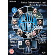 Produktbilde for Lady Killers: The Complete Second Series (UK-import) (DVD)