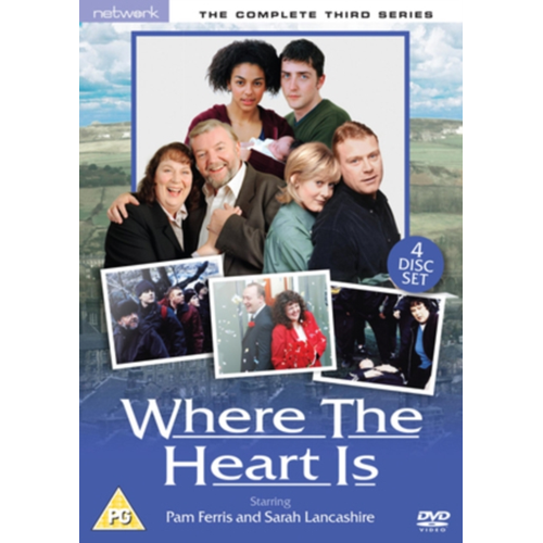 Where The Heart Is: The Complete Third Series (UK-import) (DVD)