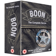 Produktbilde for Boon: The Complete Series (UK-import) (DVD)