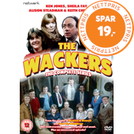 Produktbilde for The Wackers: The Complete Series (UK-import) (DVD)