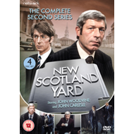 New Scotland Yard: The Complete Second Series (UK-import) (DVD)