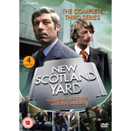 New Scotland Yard: The Complete Third Series (UK-import) (DVD)