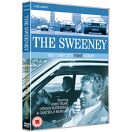 Sweeney: Complete First Series (UK-import) (DVD)