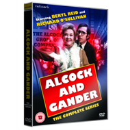 Produktbilde for Alcock And Gander: The Complete Series (UK-import) (DVD)