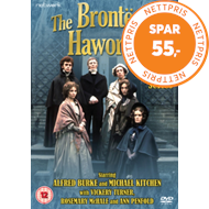 Produktbilde for The Brontes of Haworth: The Complete Series (UK-import) (DVD)