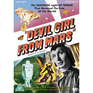 Produktbilde for Devil Girl From Mars (UK-import) (DVD)