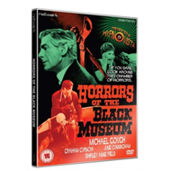Produktbilde for Horrors Of The Black Museum (UK-import) (DVD)