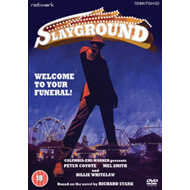 Produktbilde for Slayground (UK-import) (DVD)