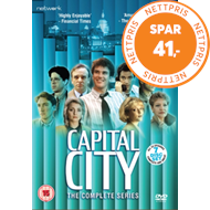 Produktbilde for Capital City: The Complete Series (UK-import) (DVD)