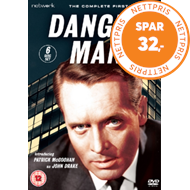 Danger Man: The Complete Series 1 (UK-import) (DVD)