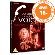 Produktbilde for Do You Know This Voice? (UK-import) (DVD)