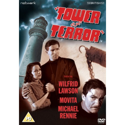 Tower Of Terror (UK-import) (DVD)