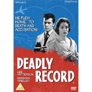 Deadly Record (UK-import) (DVD)