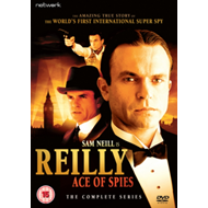 Produktbilde for Reilly - Ace Of Spies: The Complete Series (UK-import) (DVD)