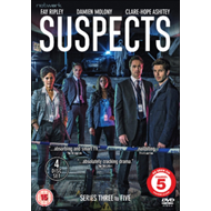 Suspects: Series Three To Five (UK-import) (DVD)