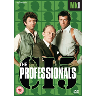 Professionals: Mki (UK-import) (DVD)