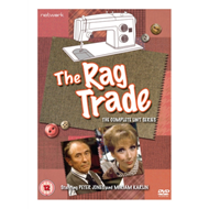 Rag Trade: The Complete LWT Series (UK-import) (DVD)
