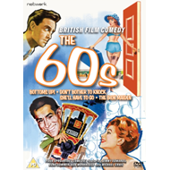 British Film Comedy: The 60s (UK-import) (DVD)