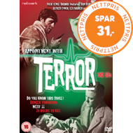 Produktbilde for Appointment With Terror: The 60s (UK-import) (DVD)