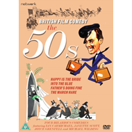 Produktbilde for British Film Comedy: The 50s (UK-import) (DVD)