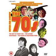 British Film Comedy: The 70s (UK-import) (DVD)