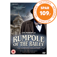 Produktbilde for Rumpole Of The Bailey: The Complete Series (UK-import) (DVD)